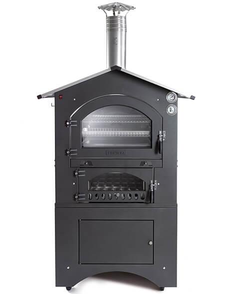 Der universell einsetzbare Ofen für Innen und Außen